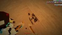 我的世界Minecraft《棠戈的模组生存 虚无世界2 第一集》 困难重重