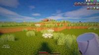 我的世界Minecraft《棠戈的模组生存 虚无世界2 第三集》 神剑虐怪如虐鸡