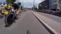 2015 环法自行车赛  Tour de France, 第一站 - BMC 第一身视角骑行