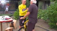 2015 环法自行车赛  Tour de France, 第一站 - BMC 胜利!第一件黄衫!