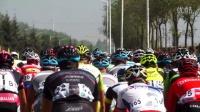 2015环青海湖国际公路自行车赛第二赛段视频集锦(中文)