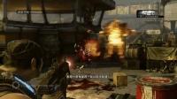 [Space_Man原创] 战争机器 3 疯狂难度单人战役全剧情流程01