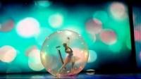 唯美水晶球舞表演  钻王礼仪服务有限公司  4006-270-970  QQ:2507869005