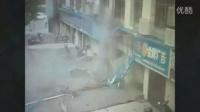 人被煤气罐爆炸死亡瞬间,衡阳商铺爆炸事故