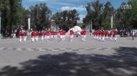 行进操——广场舞