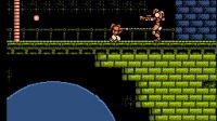 猴子_爱儿双人实况解说《赤影战士》上篇:看起来好像不是很难呀
