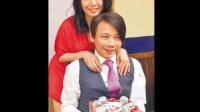 陶喆与爱妻共度46岁生日 否认给杨子晴封口费