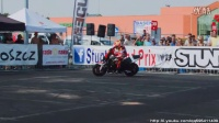 2nd PLACE StuntGP 2015 - 技术缸缸的,摩托特技