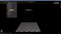 MA 3D 旋转灯架制作 第二部分