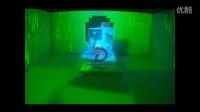 大型裸眼3D投影秀