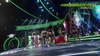 CCTV炫舞激情啦啦队冠军赛第七季半决赛(3)浙江稠州银行啦啦队的野性召唤