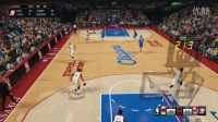 【GT】《NBA2K15》湖人绝境重生—时间紧迫