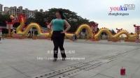 月亮升起来80步健身舞蹈zhanghongaaa教学版室外原创