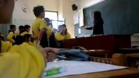 老师打手心