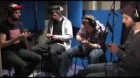 够专业!乐队用iPhone打造音乐