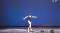 古典舞基训半脚尖与转组合