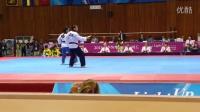 2015韩国世界大学生运动会跆拳道品势美国混双决赛