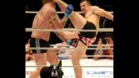 UFC Pride fc 战警Mirko crocop 与  fedor 经典照片
