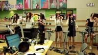 【抽饭】AOA 150706 赵宇钟的Music Show -《怦然心动》