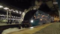 野鸭号蒸汽机车class A4