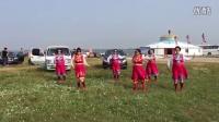 内蒙古好日沁姐妹广场舞------大家一起跳起来