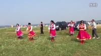 内蒙古好日沁姐妹广场舞---美丽的蒙古包