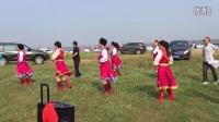 内蒙古好日沁姐妹广场舞---天堂草原