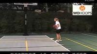 五虎篮球教学 上篮-几种简单的上篮方式(AF)