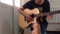 第1课,吉他的结构与持琴姿势