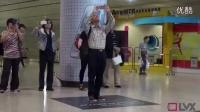 三星Galaxy 5S地铁互动装置