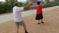 河北省故城县建国镇水坡舞蹈队《辣妹子为啥不怕辣》