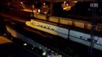 D312 上海到北京南  南京站发车