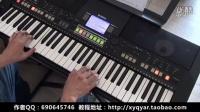 <断桥残雪> 阿荣电子琴弹唱速成技法书 示范演奏