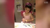 《爸爸去哪儿3》热播小公主夏天poppy受欢迎 被赞美丽小天使