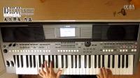 CNDZQ雅马哈PSR-S670最新钢琴音色演奏《梦中的婚礼》
