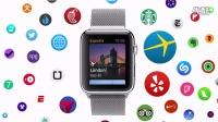 Apple Watch 新广告:旅行 app