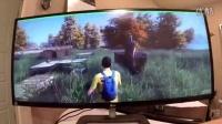 LG 21:9曲面超宽显示器(电脑显示器)- 评价视频