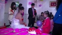 陕西农村结婚风俗—乖巧漂亮新娘,看着就像初恋一般,美好回忆