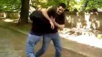 歐洲搏擊高手教你實用街頭防身術