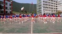 古蔺职高2015年幼师专业啦啦操比赛(6)