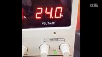 电压传感器使用演示视频
