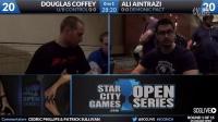 SCGRICH - Round 1 - Ali Aintrazi vs Douglas Coffe