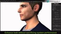 视频速报:iClone 6 Feature Demo -  Real-time Surface Smoothing-www.nbitc.com,慧之家