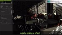 视频速报:iClone 6 Feature Demo - Soft Shadow-www.nbitc.com,慧之家