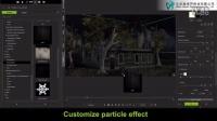 视频速报:iClone 6 Feature Demo - Real-time Particle FX-www.nbitc.com,慧之家