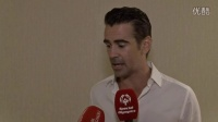 Colin Farrell Interview during Special Olympic World Games