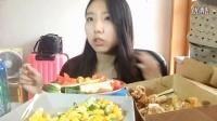 第90集啦!中国吃播,国内吃播,网友投稿吃出个未来·吃饭直播真的是什么都吃,大胃王减肥美食视频美食人生