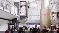 香港国际机场广告参考: Clarins
