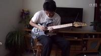 2015 Ibanez flying fingers 吉他大赛《Rock fusion soloing》李得Redd Li