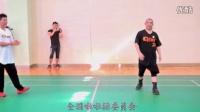 2015全国啦啦操暑期教练员培训班示范视频(区峻老师街舞)